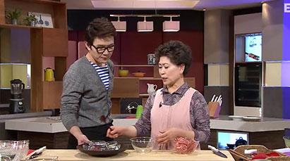 박경신의 먹고싶고 나눠주고싶은 요리