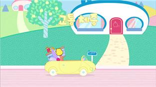 몰랑, 교통 체증/아기 물개