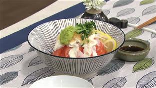 최고의 요리비결, 최인선의 연어양파 덮밥과 참깨소스 시금치