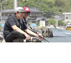 성난 물고기, 쓰시마 원정기, 바다의 몬스터 흰오징어