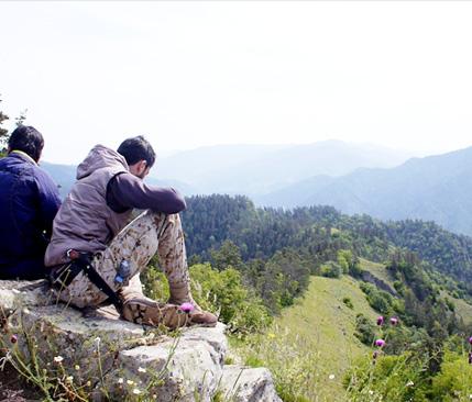 세계테마기행, 조지아의 푸른 날
