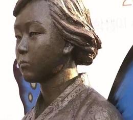 일본군 위안부 - 지지 않는 꽃, 일본 정부에 진정한 사과와 명예회복을 요구한 용감한 증언자 김군자 할머지의 명복을 빕니다. 생존자는 이제 37명!