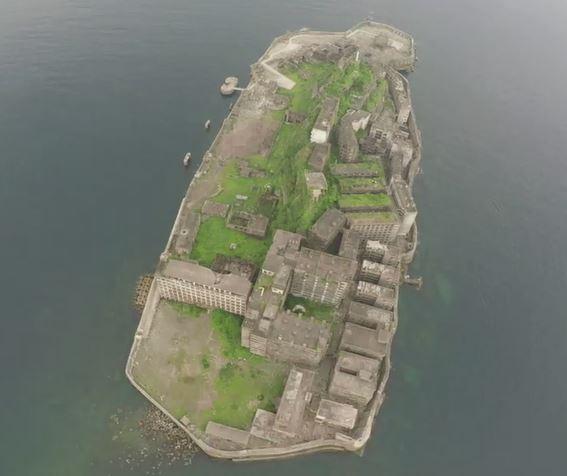 지옥섬 '군함도', 개항을 통해 아시아에서 가장 먼저 산업화에 성공한 일본, 산업화의 엔진과도 같은 군함 모양의 하시마섬 이면의 모습은?
