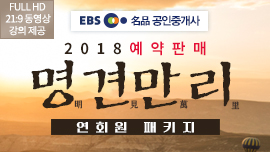 [예약판매] 2018 명견만리 연회원반 패키지