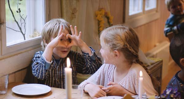 천사들의 합창: 노르웨이 유치원