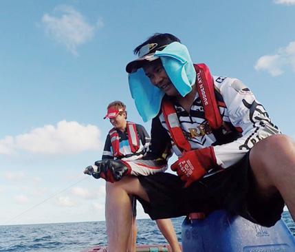 성난 물고기,  몰디브의 황금참치! 황다랑어 2부