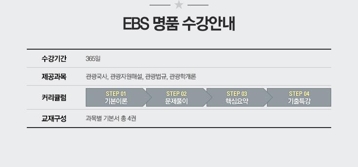 EBS 명품 수강안내