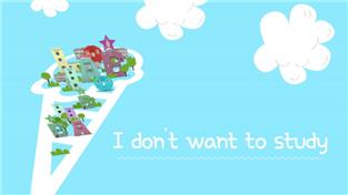 Magic Ice Cream Truck, 76회 : I don't want to study