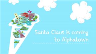 Magic Ice Cream Truck, 83회 : Santa Claus is coming to Alphatown