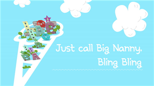 Magic Ice Cream Truck, 82회 : Just call Big Nanny, Bling Bling