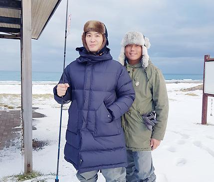 성난 물고기, 홋카이도 피싱로드