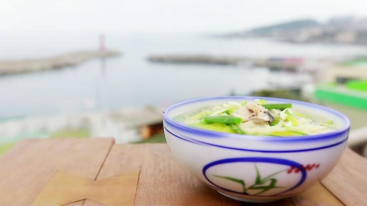 한국기행,  한 그릇, 바다의 맛