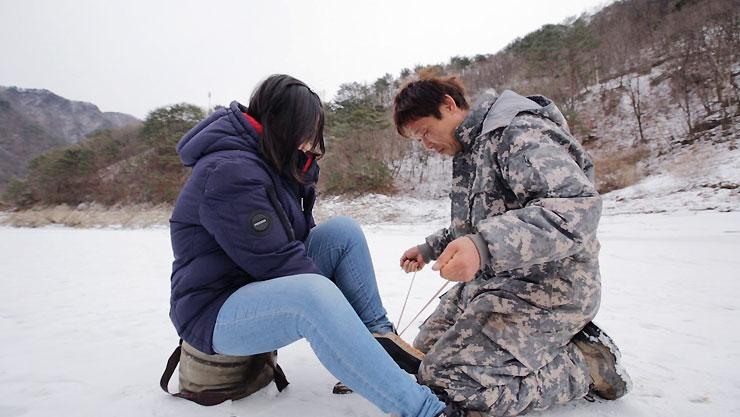한국기행, 겨울 왕국으로의 초대