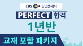 PERFECT 합격 1년반 (교재포함)