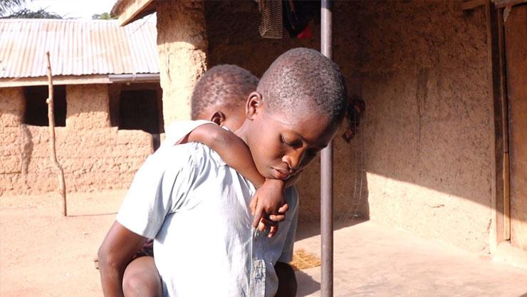 글로벌 프로젝트 나눔, 소년 가장과 배고파서 학교 가기 싫은 동생