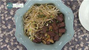 최고의 요리비결, 김선영의 비프스테이크 덮밥