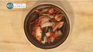 최고의 요리비결, 박영란의 열무김치와 양파김치