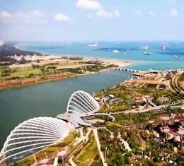역사의 현장 - 싱가포르 '센토사', 전 세계인의 이목이 집중된 역사의 현장, 다양한 문화를 수용한 너그럽고 풍요로운 섬, 인간이 만든 파노라마 '센토사'