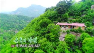 한국기행, 은둔의 낙원 3부 왜 산으로 오셨나요