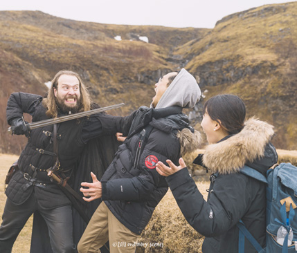 세계테마기행, 젊은 부부 여행자가 아이슬란드로 간 까닭은