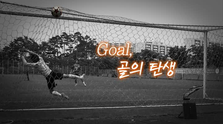 지식채널e, Goal, 골의 탄생