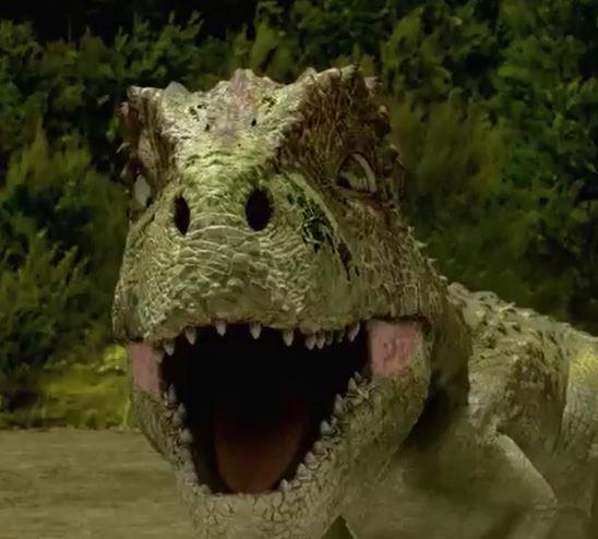 '점박이 공룡'이 돌아왔다!, 중생대 백악기 후기에 태어난 타르보사우루스 점박이! 한반도의 공룡이 더욱 과학적으로, 더욱 리얼하게 귀환했다.