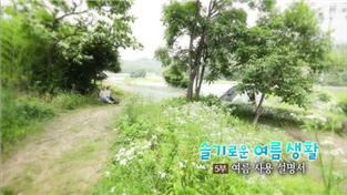 한국기행, 슬기로운 여름생활 5부 여름사용설명서