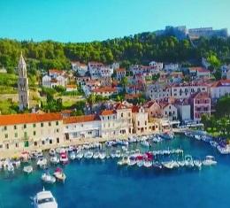 '크로아티아'는 발칸의 천국, 2018 월드컵에서 멋진 준우승을 거둔 크로아티아, 아드리아 해를 담은 에메랄드 물빛, 유럽 최고의 휴양지로 떠나 보자~