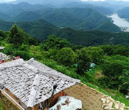 한국기행, 대문 밖 비경 2부 하늘 지붕 아래 살아요