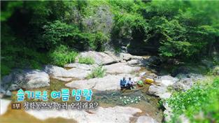 한국기행, 슬기로운 여름생활 1부 청학동으로 놀러 오실래요?