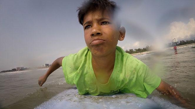 실크로드의 아이들 - 해변 위의 인생