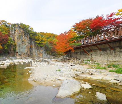 한국기행, 단양의 가을, 그 빨간 맛