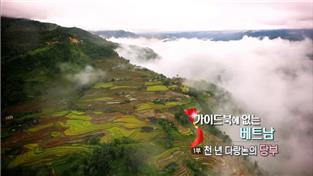 세계테마기행, 가이드북에 없는 베트남 1부 천 년 다랑논의 당부