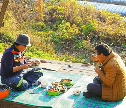 한국기행, 남한강 마도로스 오여사