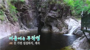 한국기행, 여름에는 무작정 4부 못 가면 섭섭하지, 계곡