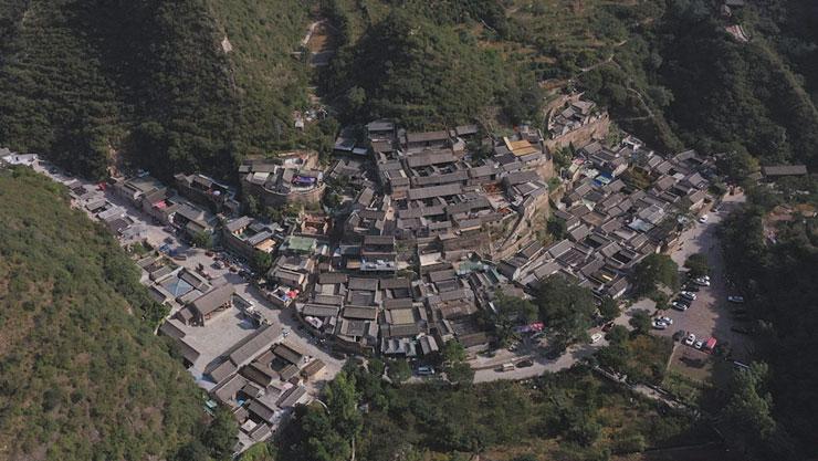 세계테마기행, 장성이 품은 베이징 고촌락