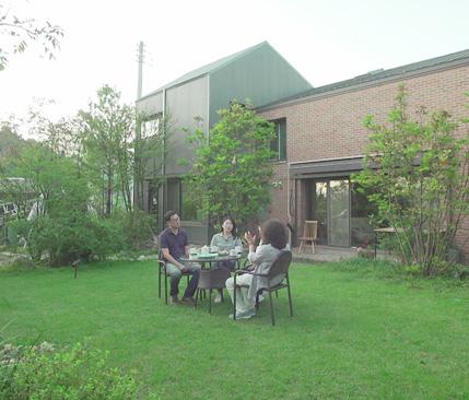 건축탐구 - 집, 풍경을 담은 집