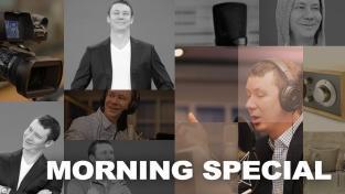 모닝 스페셜, HEADLINES, NEWS STORY, MORNING DATE