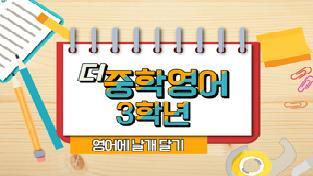 #더 중학 영어 3학년 (종합3), 13강. 영문법에 날개 달기Ⅰ (9)