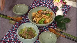 최고의 요리비결, <박경신의건강지수높이는겨울음식>두부찜