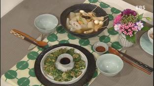 최고의 요리비결, <박경신의건강지수높이는겨울음식>어묵뭇국과파래부침