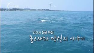 하나뿐인 지구, 인간과 동물 특집 돌고래와 당신의 이야기