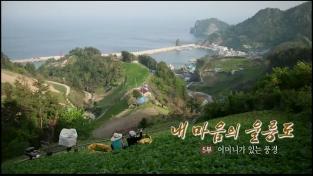 한국기행, 내 마음의 울릉도 5부 어머니가 있는 풍경