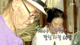 장수의 비밀, 대나무 사랑 70년, 당신 사랑 60년