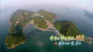 한국기행, 섬 속의 섬을 가다 완도 4부 젊은이의 섬 충도