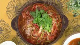 최고의 요리비결, <김하진의 겨울 특선요리> 해물전골