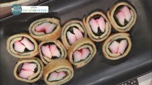 최고의 요리비결, 김덕녀의 파김치 고등어찜과 어묵 맛살말이