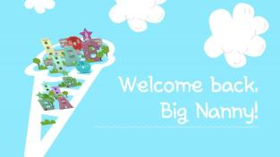 Magic Ice Cream Truck, 59회 : Welcome back, Big Nanny!