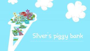Magic Ice Cream Truck, 60회 : Sliver's piggy bank
