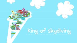 Magic Ice Cream Truck, 75회 : King of skydiving